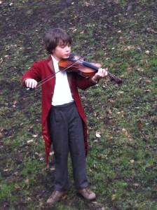 ich muß Geige spielen als Rupert Mayer