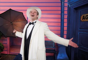 Proben SINGIN' IN THE RAIN Daniel Prohaska (Don Lockwood) © Christian POGO Zach