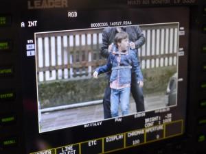 """Spannende Stunt-Dreharbeiten bei """"Die Chefin"""": ich soll ermordet werden"""