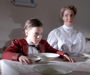 "Kinofilm ""Pater Rupert Mayer"", Szenenbild mit meiner Filmmutter Tanja Frehse"